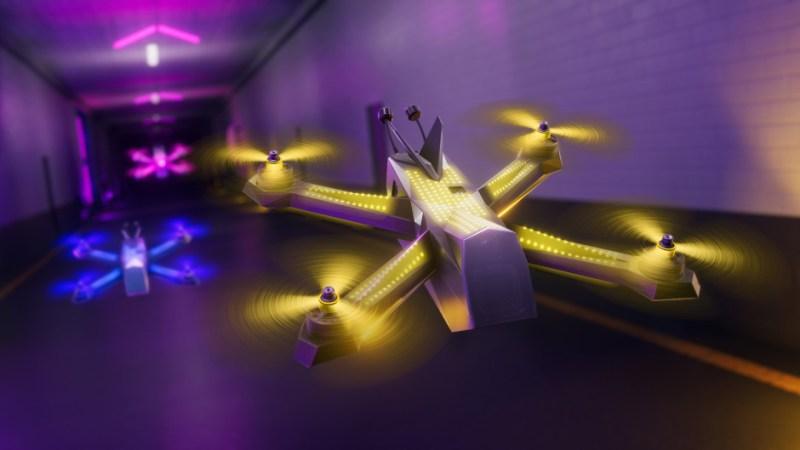 Xbox: nuevos juegos del 22 al 25 de septiembre - the-drone-racing-league-simulator