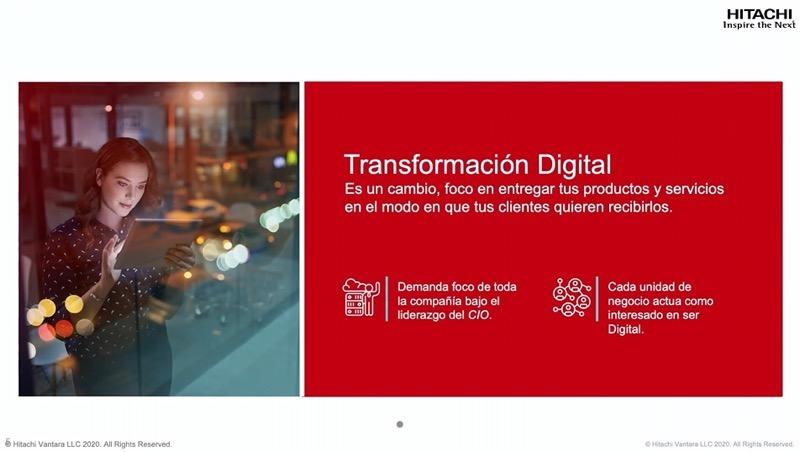 Hitachi Vantara impulsa la Transformación Digital - transformacion-digital-hitachi-1