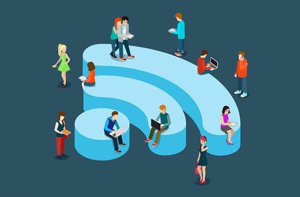¿Wi-Fi público para el trabajo? cómo hacerlo de manera segura - wi-fi-publico