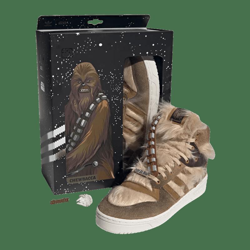 adidas y Star Wars presentan el cuarto drop: Chewbacca - adidas_star_wars_chewbacca_1