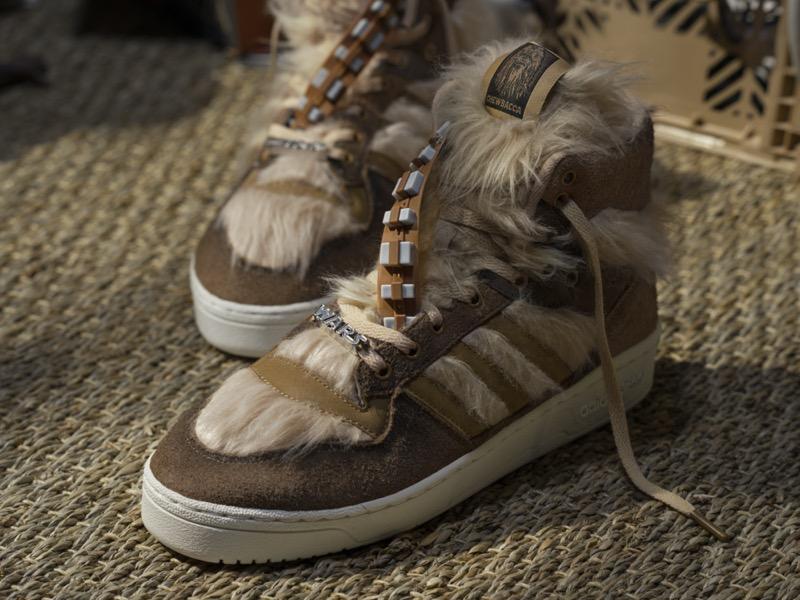 adidas y Star Wars presentan el cuarto drop: Chewbacca - adidas_star_wars_chewbacca_fw20_starwars-800x600