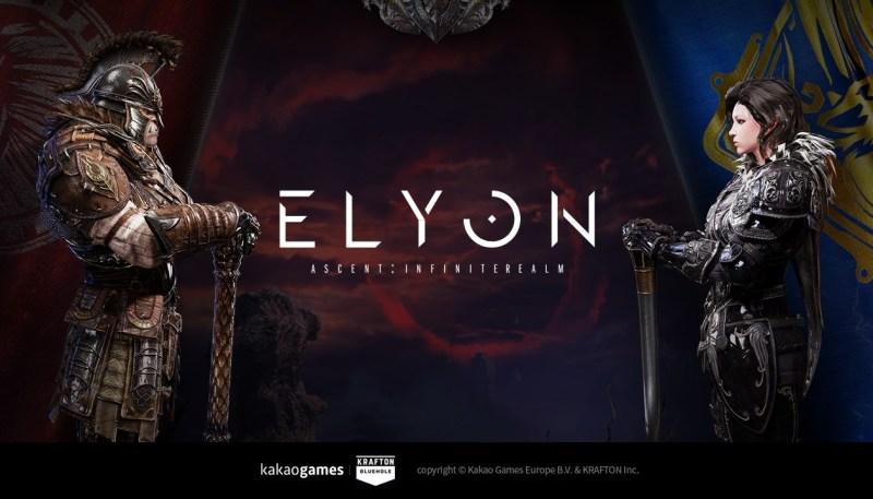 Elyon se deja ver en un nuevo tráiler de gameplay - elyon