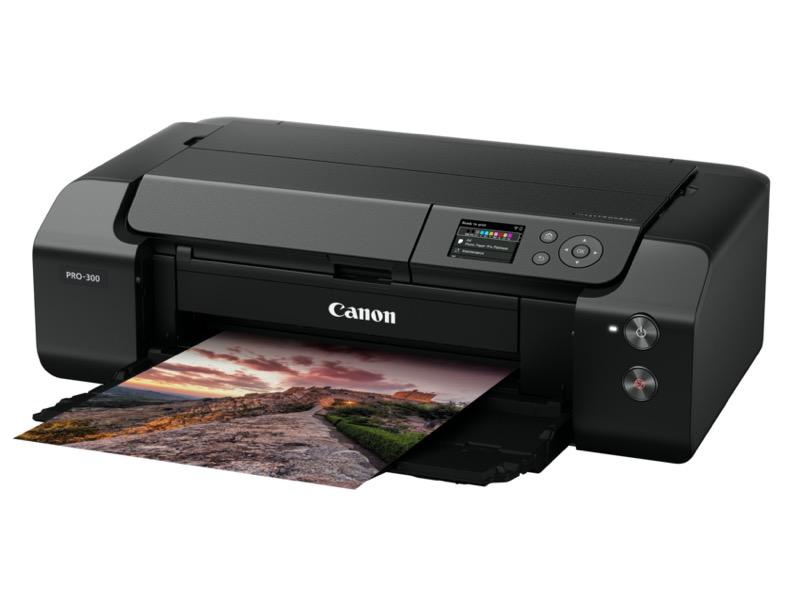Nueva impresora Canon PRO-300 de alta calidad fotográfica - impresora_alta_calidad_pro-300-800x600