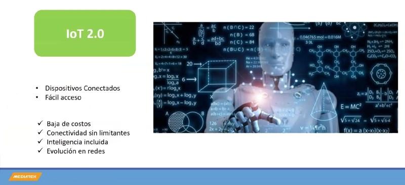 La tecnología de conectividad de MediaTek como piedra angular del ecosistema inteligente en IoT 2.0 - internet-de-las-cosas-2-mediatek