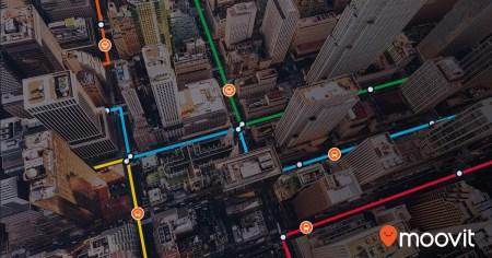 Huawei sumó la aplicación Moovit a AppGallery para México