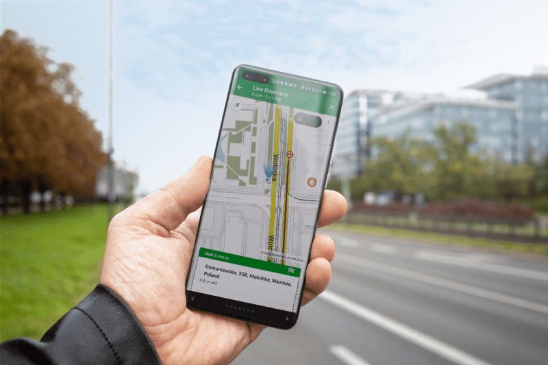 Huawei sumó la aplicación Moovit a AppGallery para México - moovit-app