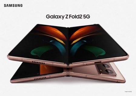 Samsung México anuncia la preventa del Galaxy Z Fold2