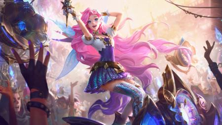 Seraphine, la cantante soñadora es la nueva campeona de League of Legends