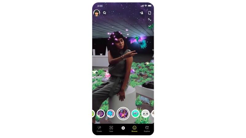 Snapchat presenta la siguiente generación de Realidad Aumentada - snapchat_lens_studio_still-800x450