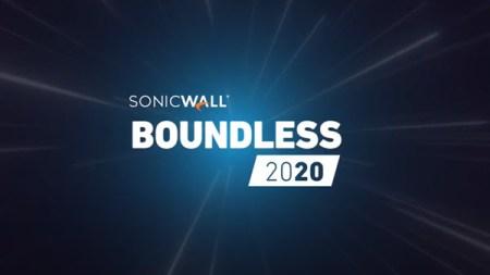 SonicWall presenta Boundless 2020, el evento virtual más grande en la historia de la compañía