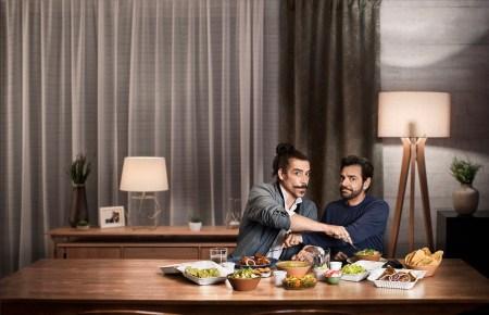 Uber Eats revela los nuevos invitados estrella de «Esta noche voy a cenar»