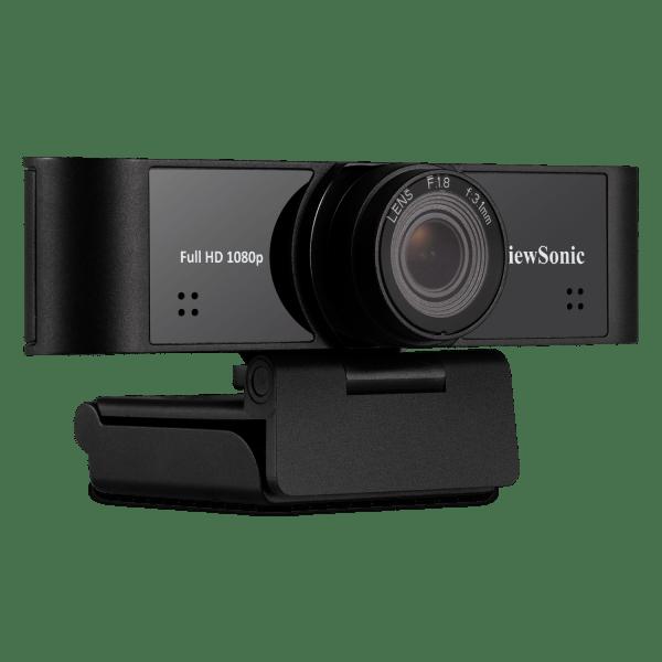 ViewSonic anuncia la disponibilidad de su cámara web FULL HD para reuniones en línea - viewsonic-camara-web-full-hd