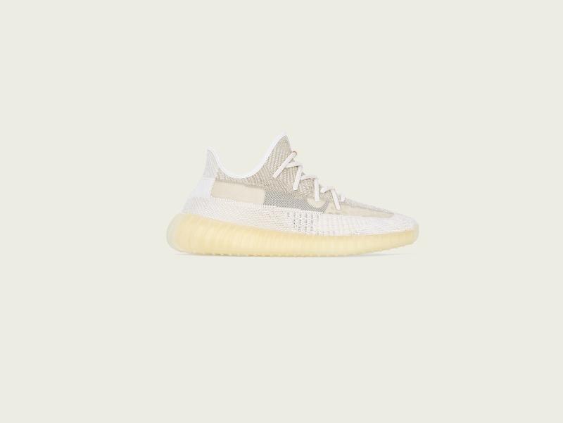 adidas y KANYE WEST lanza YEEZY BOOST 350 V2 Natural - yeezy_boost_350_v2_natural_right-800x601