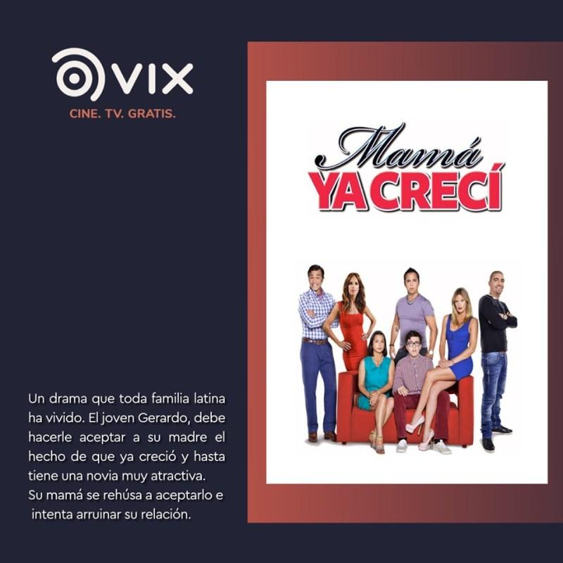 Maratón de comedia por VIX - CINE Y TV ¡totalmente gratis! - 2-mama-ya-creci-maraton-de-comedia-vix-cine-y-tv