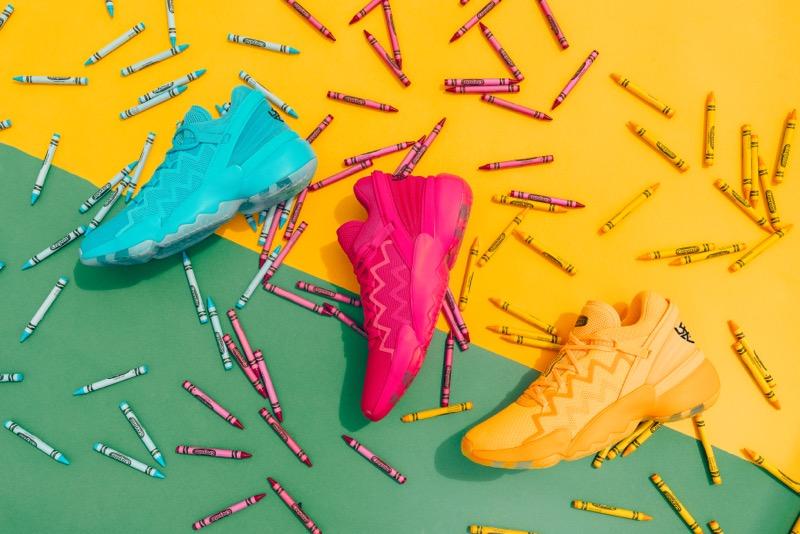 adidas y Donovan Mitchell presentan el D.O.N#2 en colaboración con Crayola - adidas_basketball_crayola_color-corrected