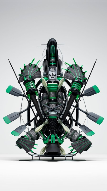 adidas Originals y Craig Green presentan su segunda colección - adidas_originals_craig_green_fw20_superstar_sculpturefy-450x800