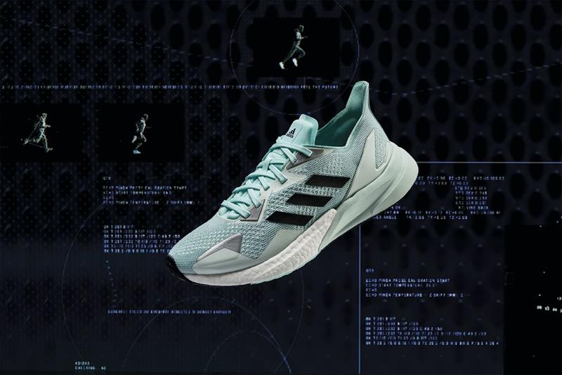 adidas lanza colección de calzado running X9000 inspirado en la cultura gamer - adidas_running_x9000_fw20