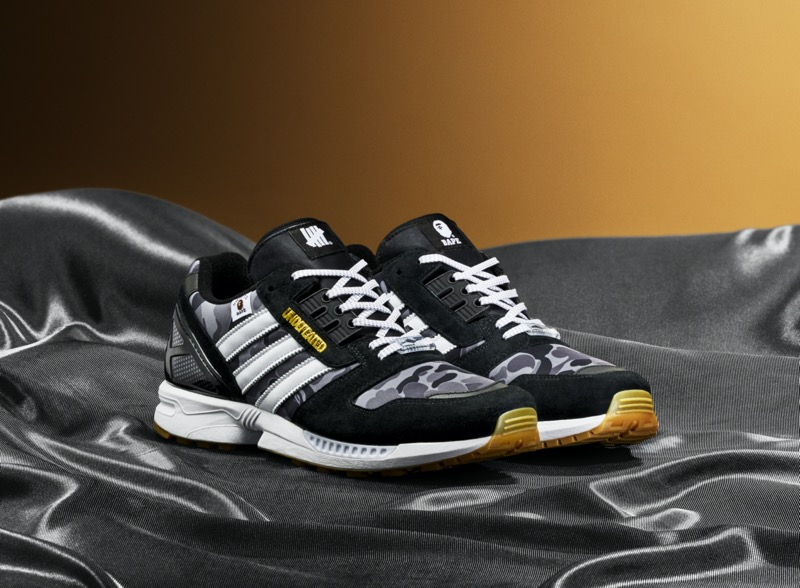 adidas, BAPE, y UNDEFEATED se reúnen para intervenir la silueta ZX 8000 y crear -B is for Bape x UNDFTD - adidas_zx_8000_bape_undftd