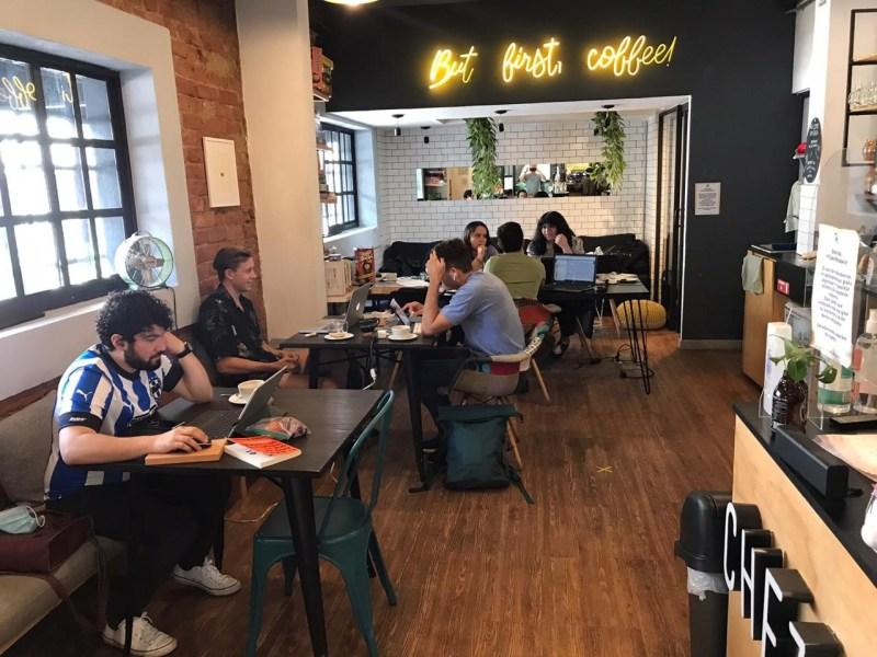 Bauns llega a México como la primer startup mexicana que busca profesionalizar el trabajo independiente - bauns_coworking