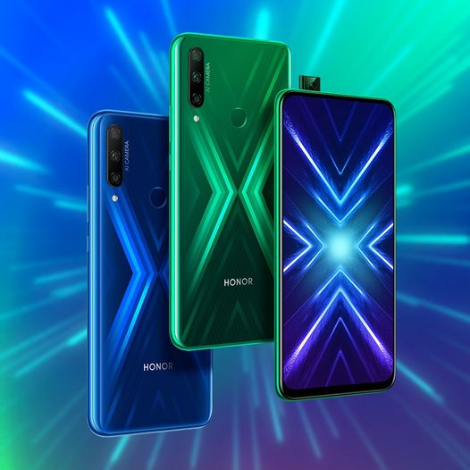 HONOR en el Buen Fin 2020 con increíbles promociones - honor-9x-smartphone