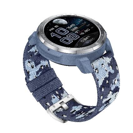 El nuevo HONOR Watch GS Pro en El Buen Fin 2020! - honor-watch-gs-pro-negro_azul
