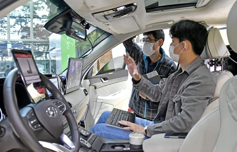 Hyundai acoge el Open Innovation Lounge 2020 y presenta tecnologías innovadoras de startups - hyundai_open_innovation_lounge
