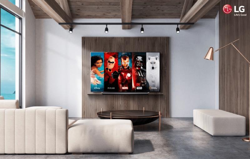 Disfruta de Disney Plus en modelos de televisores LG ¡te decimos como! - lg_disneyplus-800x508