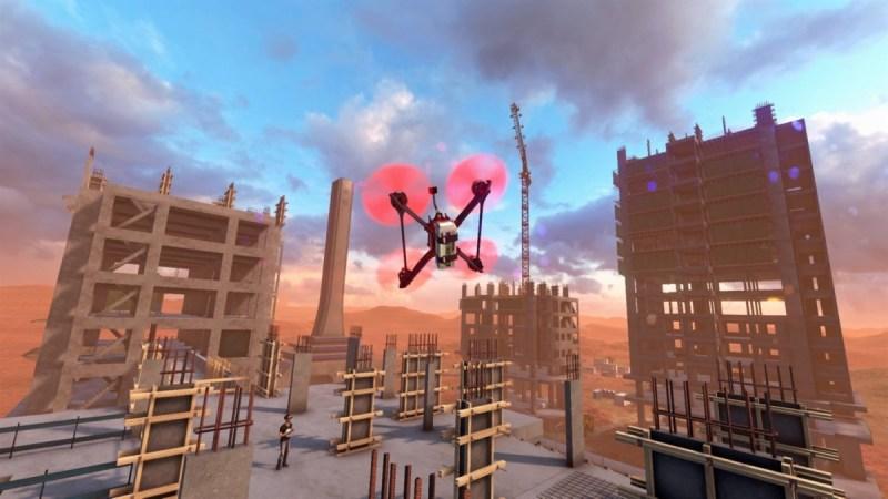 Nuevos juegos de Xbox que llegarán del 10 al 13 de noviembre - lifeoff_drone_racing