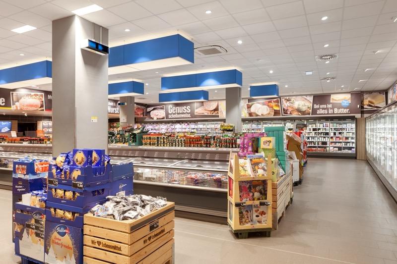 Signify, instala luminarias y dispositivos de desinfección UV-C en supermercados - luminarias-de-desinfeccion-uv-c-de-signify_edeka-uvc-05-800x533