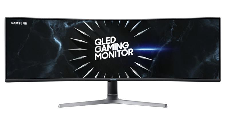 Cyber Monday: Estos son los monitores Samsung que tendrán descuento - monitor-super-ultra-wide-metal-quantum-dot-samsung