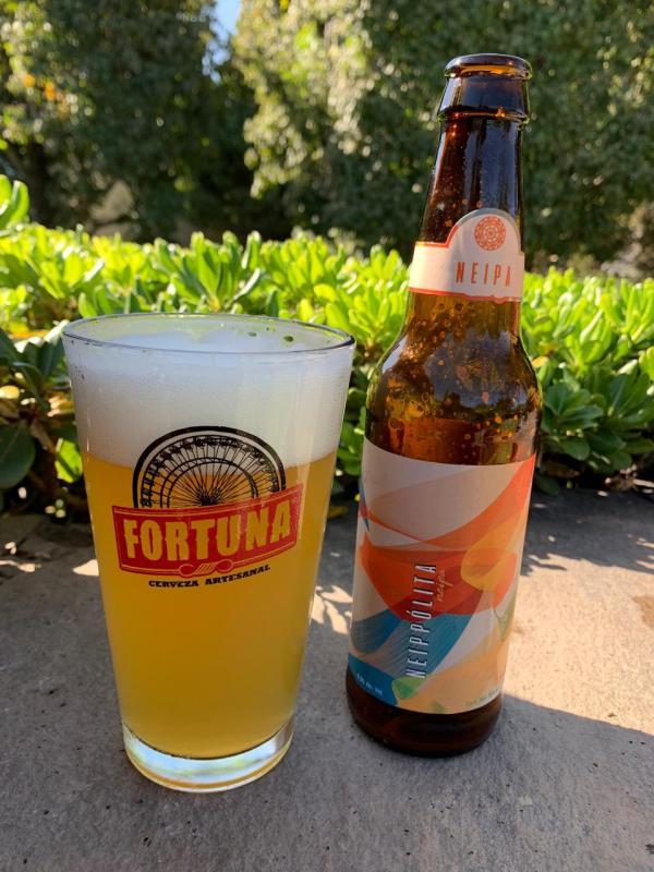Cervecería Fortuna presenta la nueva integrante de su familia de cervezas de línea: Neippólita - neippolita-cerveceria-fortuna_1