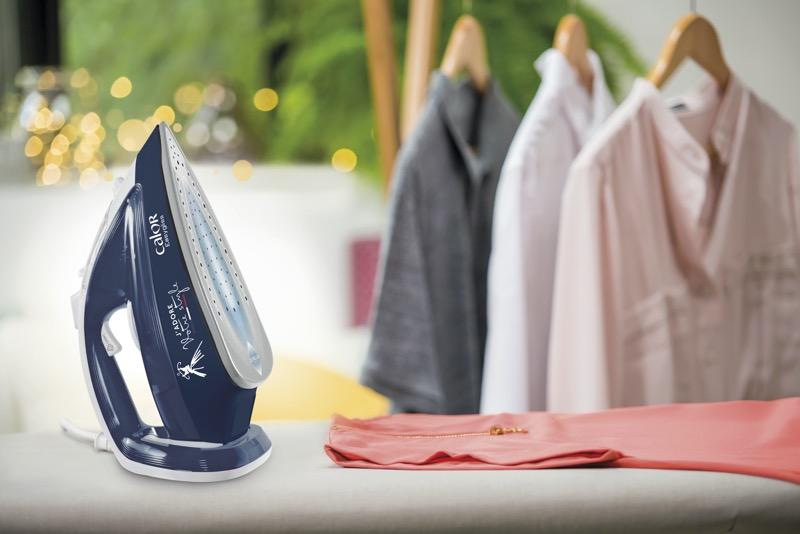 Recomendaciones para que planchar sea más fácil y cuidando el medio ambiente - planchar-jadore-t-fal-800x534