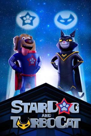 Estreno de Stardog y Turbocat: la primera película animada a TNT Original