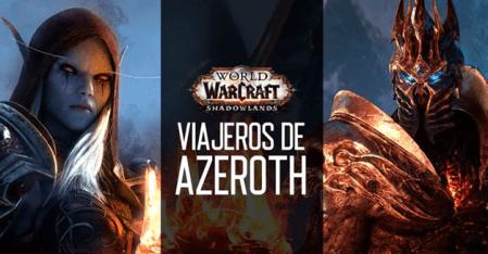 Episodio final del podcast de World of Warcraft «Viajeros de Azeroth» está en vivo hoy