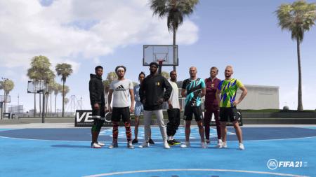 FIFA 21 anuncia a los nuevos rompe límites para VOLTA FOOTBALL