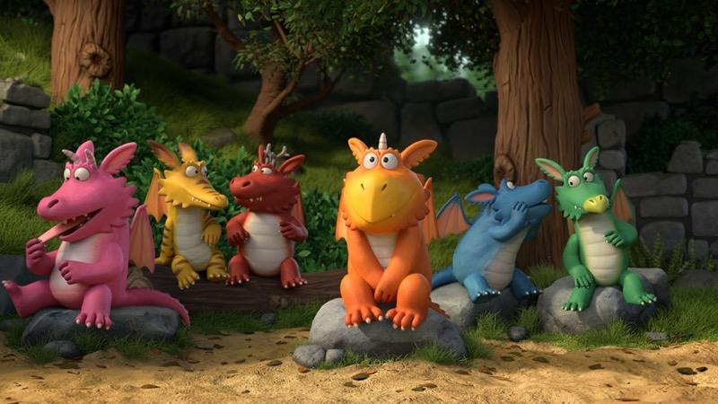 Una Bruja y un Dragón: nuevos episodios de The owl House en Disney XD y el estreno de ZOG en Disney Junior - zog-disney-junior