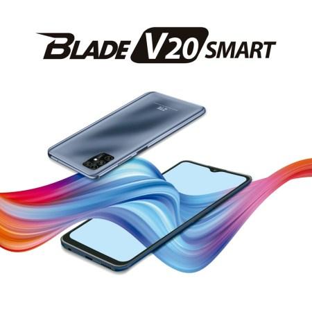 Nuevo ZTE Blade V20 Smart ¡conoce sus características y precio!