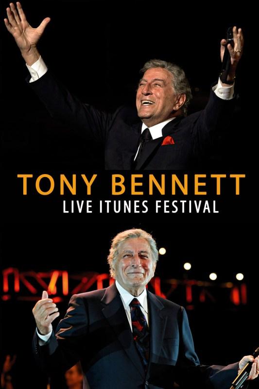 Listado de películas de Navidad en VIX, la plataforma de video streaming gratuito - 8-tony-bennett-en-vivo-en-el-festival-de-itunes