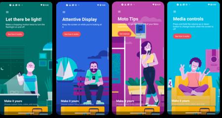 App Moto: nueva actualización, priorizando la accesibilidad y la diversidad