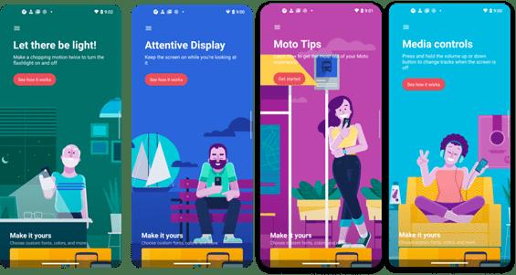 App Moto: nueva actualización, priorizando la accesibilidad y la diversidad - actualizacion_de_la_app_de_-motorola
