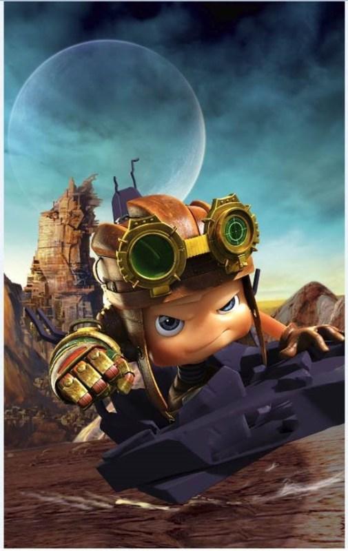TNT Original estrena la película Axel y Los Chicos Espaciales - axel2