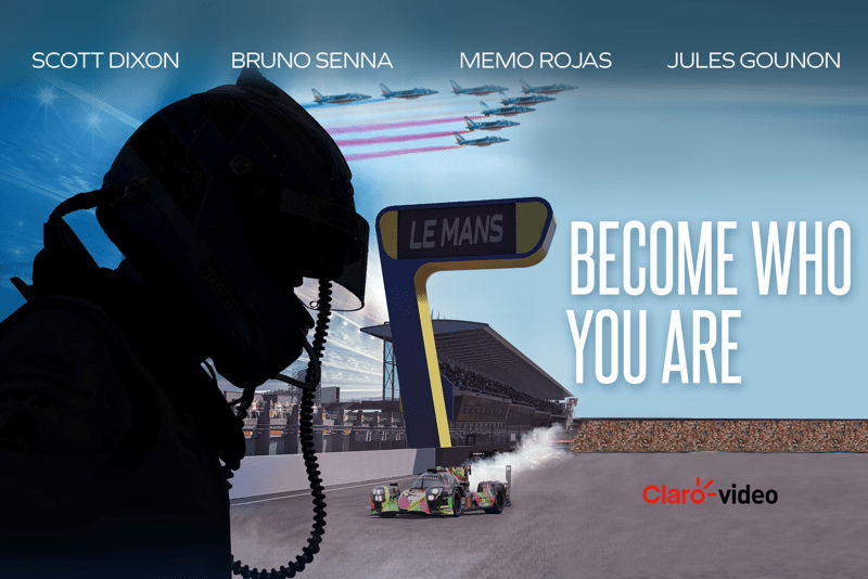 "Claro video y el piloto Memo Rojas presentan el documental ""Become who you are"" - become-who-you-are-800x534"
