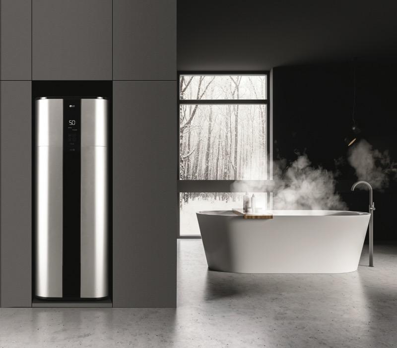 LG presentará un avanzado Calentador de Agua con Bomba de Calor Inverter durante CES 2021 - calentador_de_agua_lg-inverter_heat_pump_water_heater-800x702