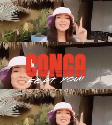 """""""Conga Feat. You"""" cantar y baila en la nueva versión global de """"conga"""" y sé el protagonista - conga-feat-you"""