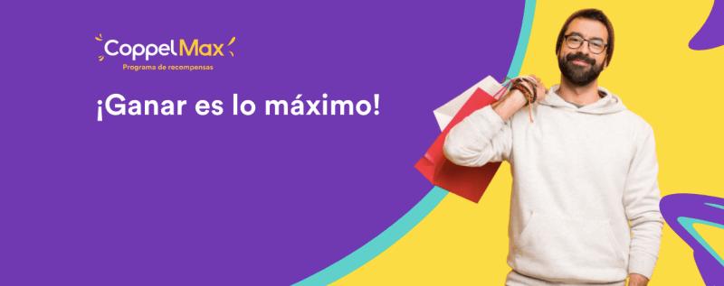 Coppel Max, nuevo programa de recompensas de Coppel que te regresa parte de tus compras - coppelmax-800x317