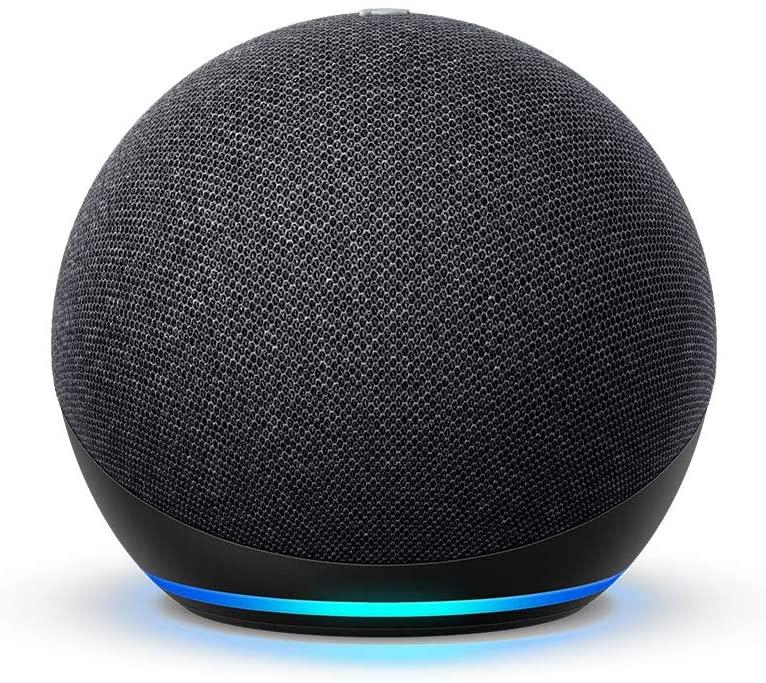 Dispositivos Amazon para regalar en esta Navidad 2020 - echo_dot_4ta_gen-bocina_inteligente_alexa