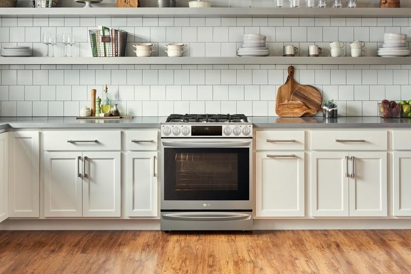CES 2021: Estufa InstaView LG con Air Sous Vide ¡cambiará la cocina en casa! - estufa_instaview_lg_con_air_sous_vide_2-800x533