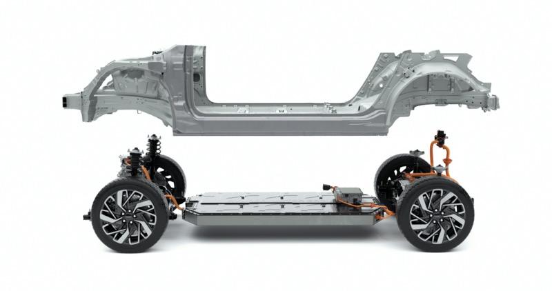 """Hyundai liderará la era eléctrica con la plataforma de carga de vehículos eléctricos """"E-GMP"""" - hyundai_vehiculos_electricos_e-gmp_photo7_body_side"""