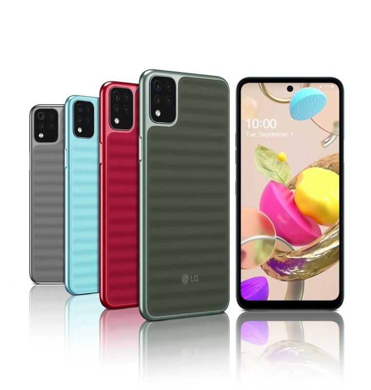 Smartphones LG totalmente renovados a precios accesibles, ideales para regalar en navidad - lg-k42-smartphones