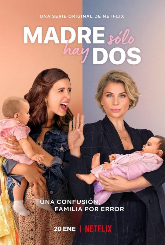 Netflix anuncia fecha de estreno de Madre solo hay dos - madre_solo_hay_dos-540x800